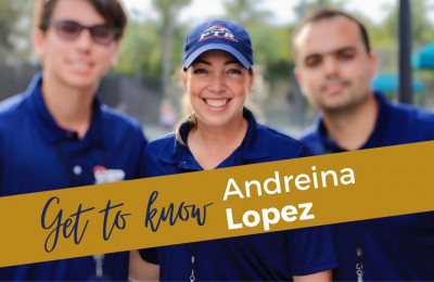 Get to Know Andreina Lopez