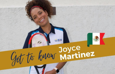 Get to know Joyce Martinez