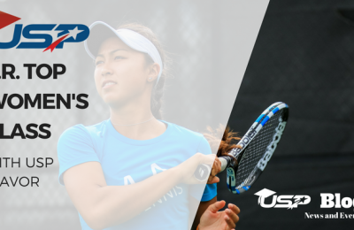 Tennis Recruiting Top Women's Classes With USP Flavor