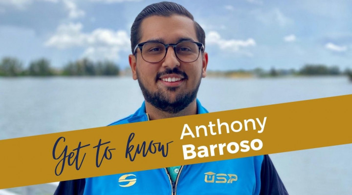 Get to know Anthony Barroso