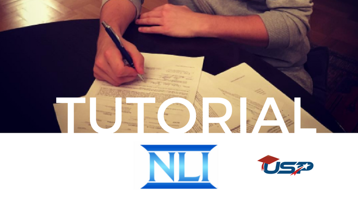 National Letter of Intent - What to do now? | University Sports Program
