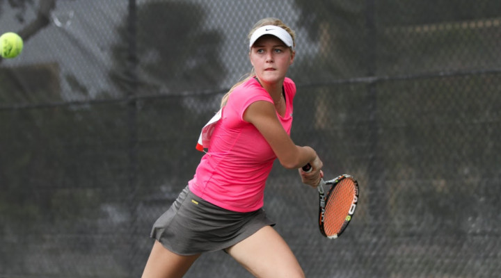 Top USP Players In College Tennis By UTR