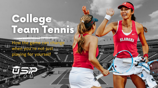 College Team Tennis